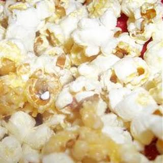 Vanilla Butter Popcorn Recipes