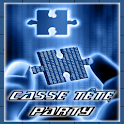 Casse tête party icon