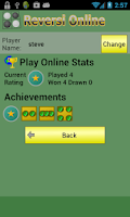 Screenshot of Reversi Online