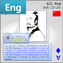 Asian Mathematicians icon
