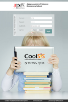 Screenshot of CoolSIS
