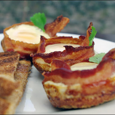 Bacon Breakfast Cups