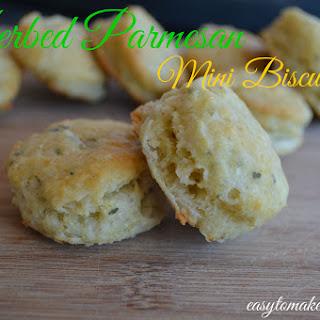 Herbed Parmesan Biscuits Recipes