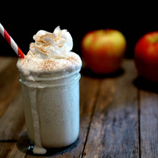 Epic Apple Pie-Buttermilk Shake