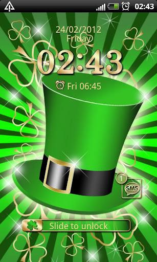 St Patricks Day GO Locker thm