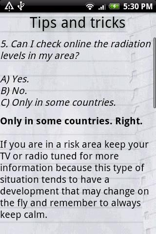 PL Nuclear Alert