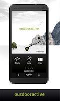 Screenshot of outdooractive Premium