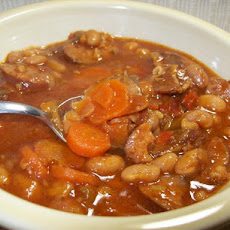 Kielbasa Stew (Crock Pot)