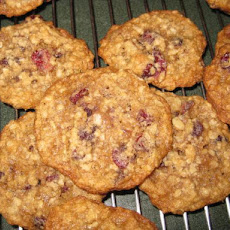 Oatmeal Craisin Cookies (World's Best!!)