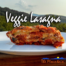 Meatless Monday ~ Veggie Lasagna
