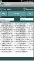 Screenshot of I Encrypt