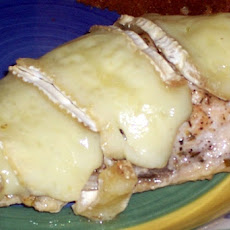 Baked Chicken and Brie