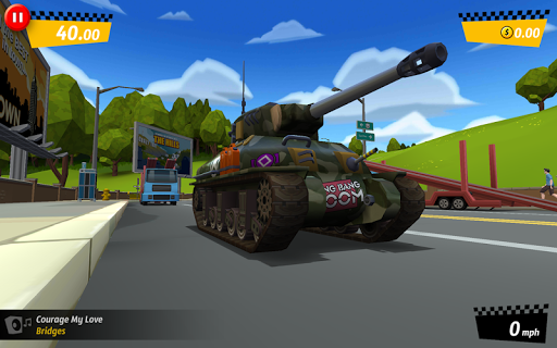 Crazy Taxi City Rush - screenshot