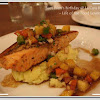led Cajun Salmon with Salsa