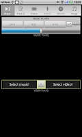 Screenshot of Tune with Video