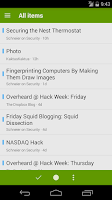 Screenshot of FeedMe (RSS Reader | Feedly)