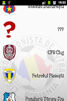 Screenshot of Liga 1 Romania Joc de memorie