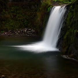 Escalier du morel by Yannick Faven - Nature Up Close Water ( water, nature, waterfall, nature up close, nature close up, france )