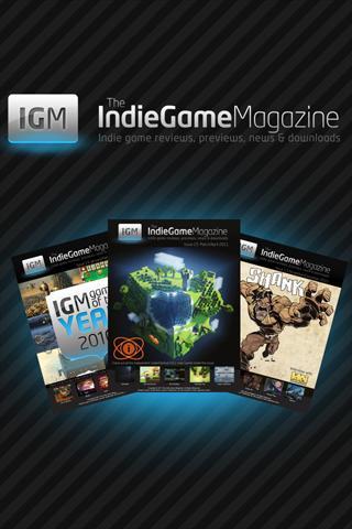 Indie Game Magazine App