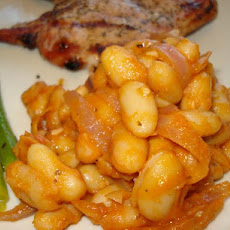 Greek Baked Beans  ( Fasolia)