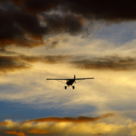by Kortney Hoopes - Transportation Airplanes