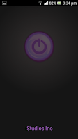 Screenshot of Flash Light Purple