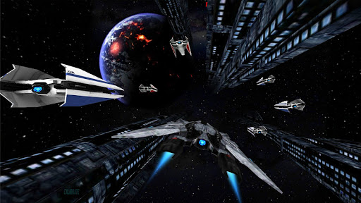 Space City Wars Pro - screenshot
