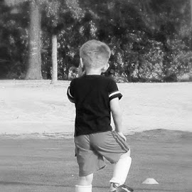 Contemplating by Samantha Linn - Babies & Children Children Candids