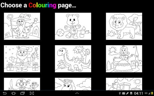 Game Kea Coloring Book APK For Kindle