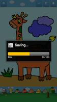 Screenshot of Kids Coloring ( Land animals )