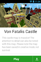 Screenshot of Maps for Minecraft PE MineMaps