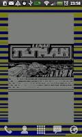 Screenshot of ZX Spectrum Live Wallpaper