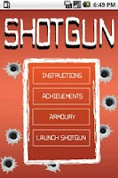 Screenshot of ShotGun