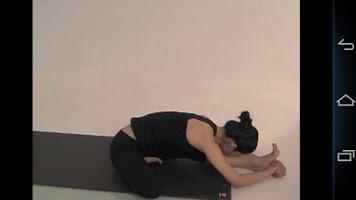 Screenshot of Video Yoga - Ashtanga