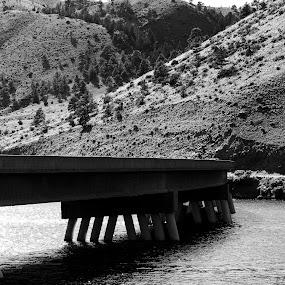 That Dam Road  by Denver Pratt - Buildings & Architecture Other Exteriors (  )