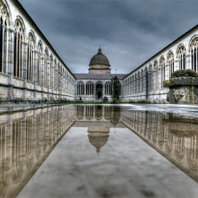 piazza dei miracoli by Keith Britton - Buildings & Architecture Public & Historical