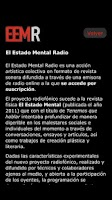 Screenshot of El Estado Mental Radio
