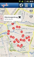 Screenshot of Leiden Loop