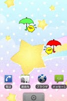 Screenshot of Chicks Live Wallpaper