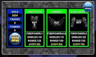 Screenshot of FLD 3D Lite (Tower Defense)