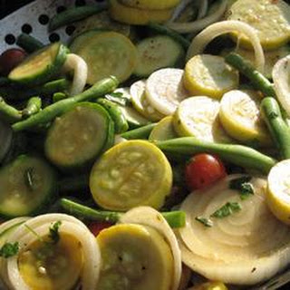 Smoky Grilled Vegetables