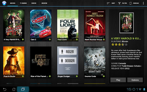 Video Player bei Amazon