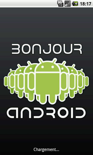 Bonjour Android