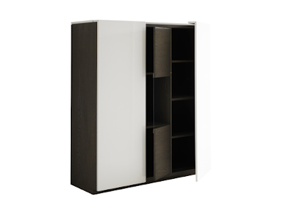acheter meuble de rangement cross laque bois kingersheim chez crozatier dilengo. Black Bedroom Furniture Sets. Home Design Ideas