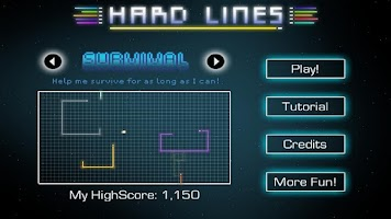 Screenshot of Hard Lines