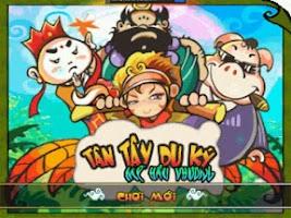 Screenshot of Tây Du Ký - Chiến Hỏa Diệm Sơn