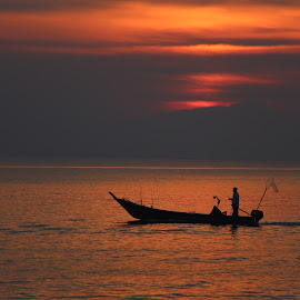 My Fishing BoAT by Syahrul Nizam Abdullah - Transportation Boats