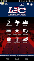 Screenshot of 2015 Lone Star Classic