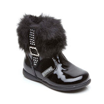 Step2wo Strella - Stud Fur BOOT