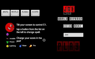 Screenshot of E1 LITE (EXPERIMENTAL)